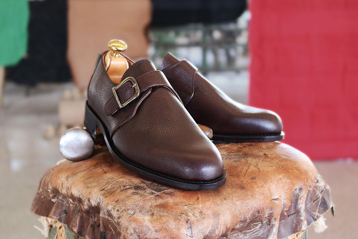 Zapato Piel. Shoemakers Mallorca