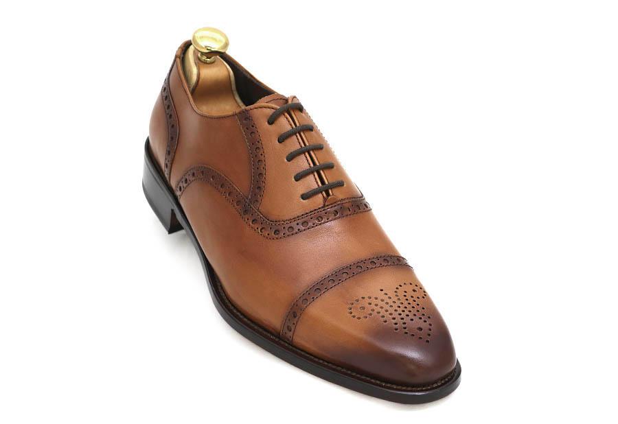 Artisan mocasin man shoes Mallorca